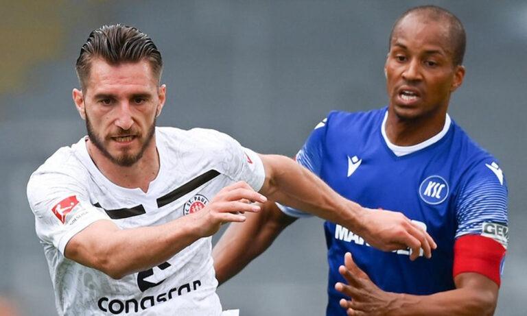 Bundesliga 2: Σκόραρε ο Διαμαντάκος (vid)