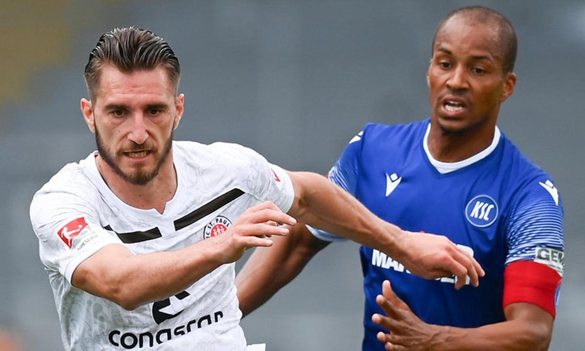 Bundesliga 2: Σκόραρε ο Διαμαντάκος (vid) - Sportime.GR