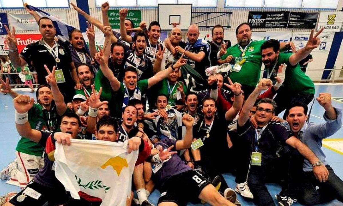 2012: Ο Διομήδης Άργους κατακτά το Challenge Cup (vid) - Sportime.GR