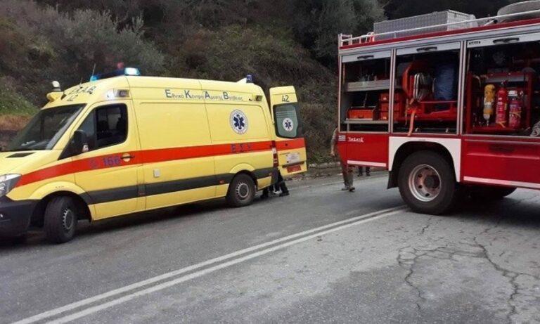 Τραγωδία στο Λουτράκι: Τέσσερις νεκροί σε σπήλαιο (vid-pics)