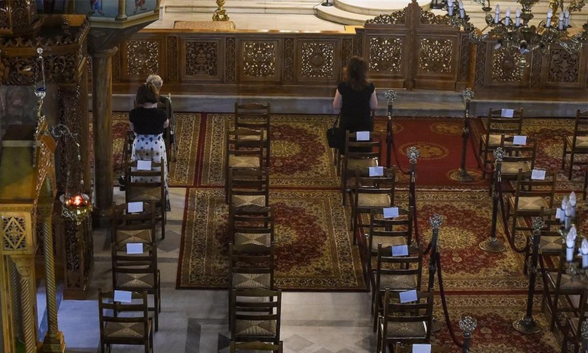 Εκκλησίες: Ανοίγουν με αποστάσεις, αντισηπτικά και διπλές λειτουργίες - Sportime.GR
