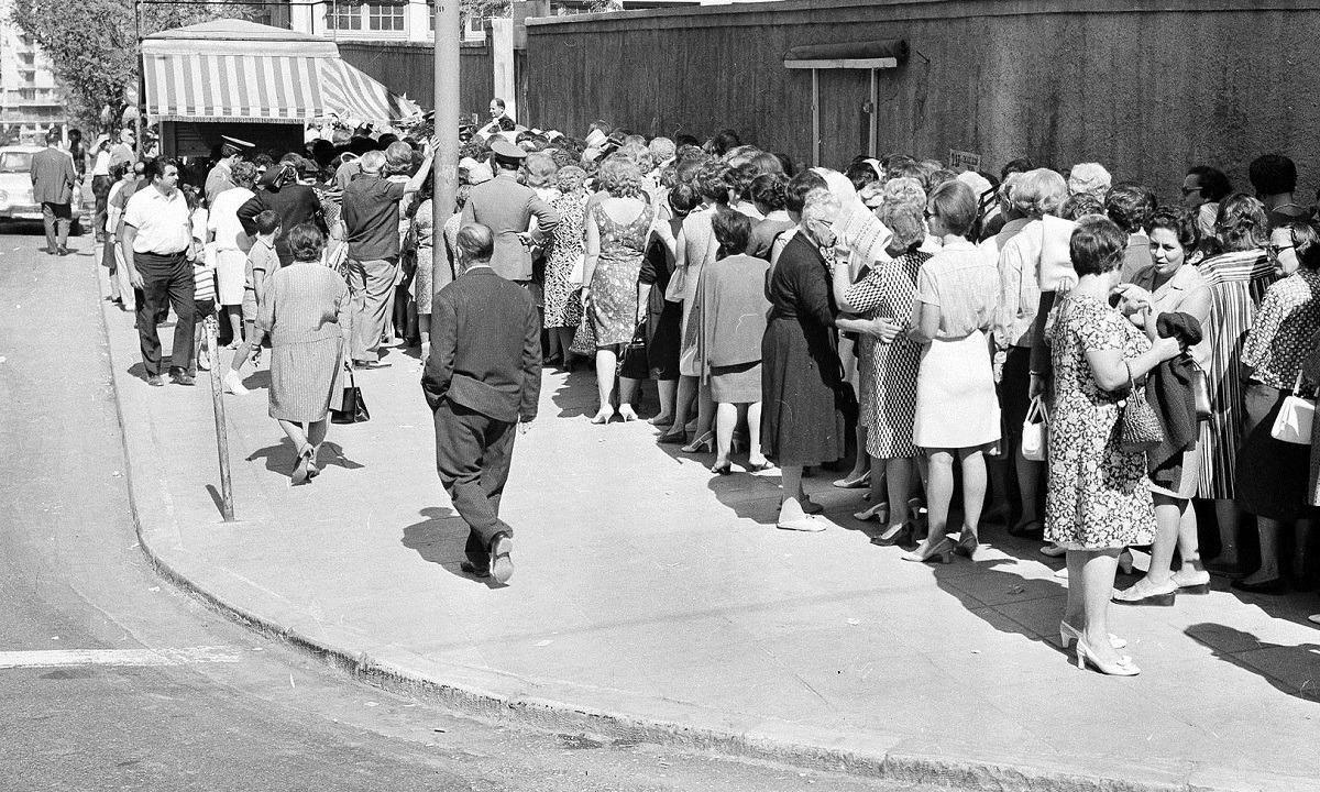 28 Μαΐου 1952: Οι Ελληνίδες στις κάλπες! - Sportime.GR