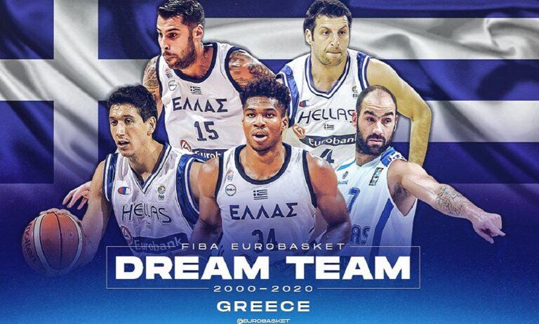 Εθνική Ελλάδας: Η καλύτερη πεντάδα της 20ετίας, προκαλεί «τρόμο» (pic)