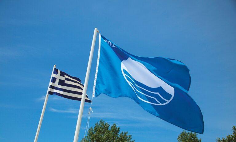 Αυτές είναι οι 497 παραλίες στην Ελλάδα με Γαλάζια Σημαία
