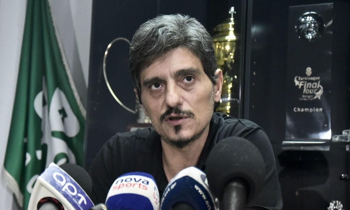 Παναθηναϊκός: Το πλάνο του Δημήτρη Γιαννακόπουλου για την διοίκηση και τα νέα πρόσωπα - Sportime.GR