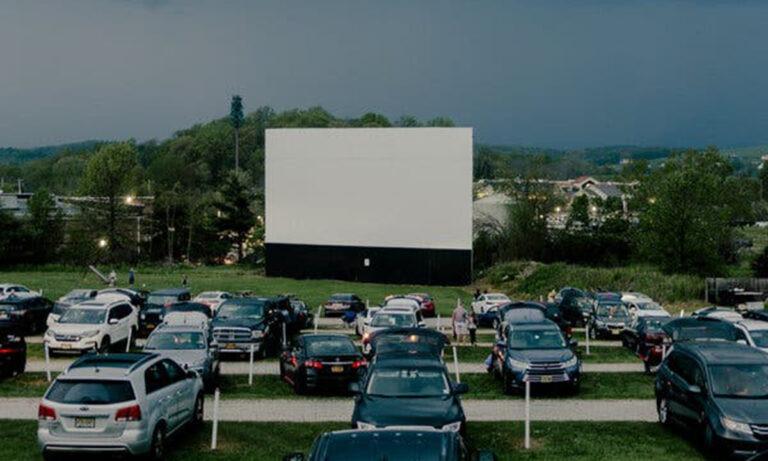 Drive-In σινεμά: «Έτοιμοι σε δύο εβδομάδες» (vid)