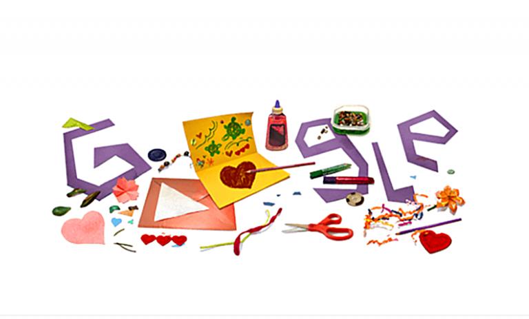 Google Doodle: Αφιερωμένο στη Γιορτή της Μητέρας
