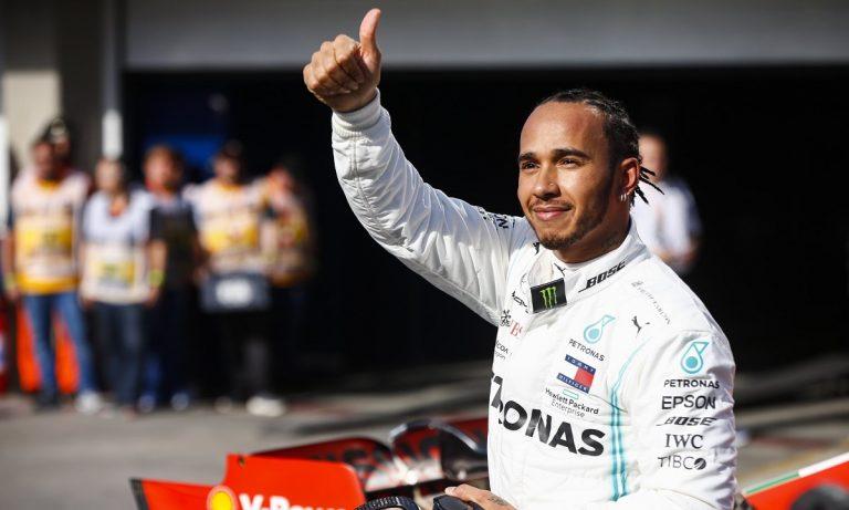 Formula 1: Νέα pole position για τον Χάμιλτον