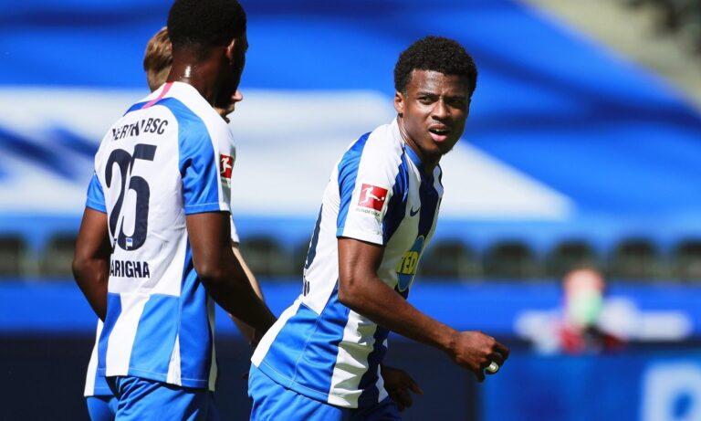 Bundesliga: Πλώρη για Ευρώπη η Χέρτα, νίκες-ανάσα για Αϊντραχτ, Βέρντερ (vid)