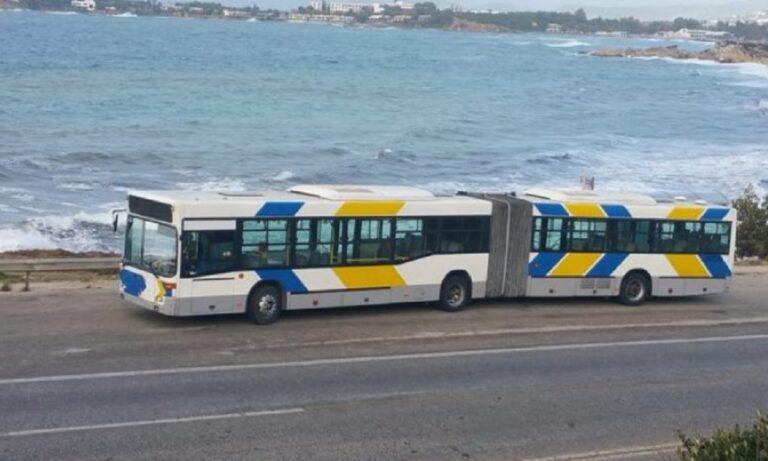 Βάρκιζα: Έδειραν οδηγό λεωφορείου- Διακομίσθηκεστο Τζάνειο