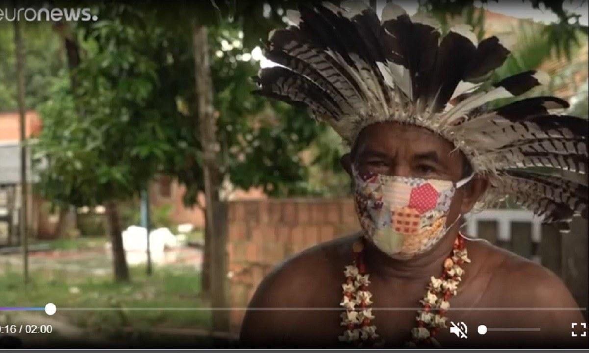 Κορονοϊός: Έτσι βιώνουν την πανδημία στην ζούγκλα του Αμαζονίου (vid)
