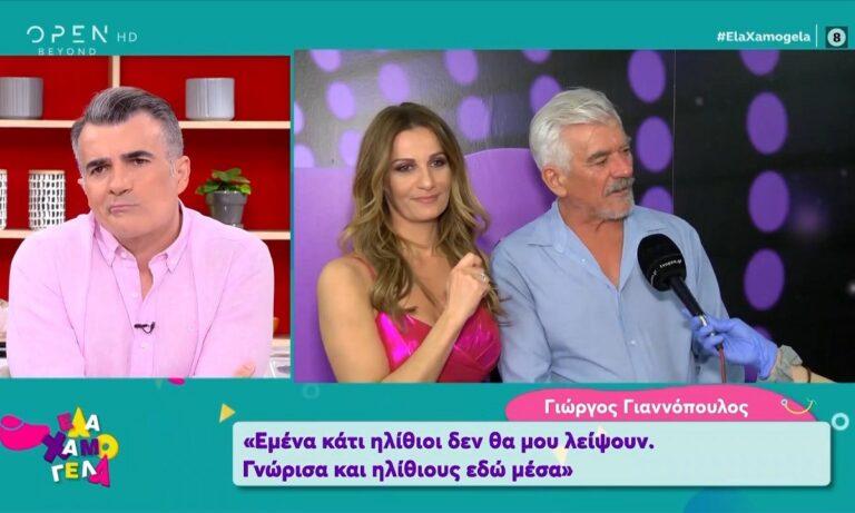 J2US – Έξαλλος ο Γιώργος Γιαννόπουλος: «Εμένα πάντως οι ηλίθιοι δεν θα μου λείψουν»!
