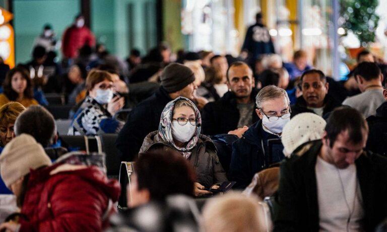 Κορονοϊός: 9,200 κρούσματα σε 24 ώρες – 119 νέοι θάνατοι στη Ρωσία