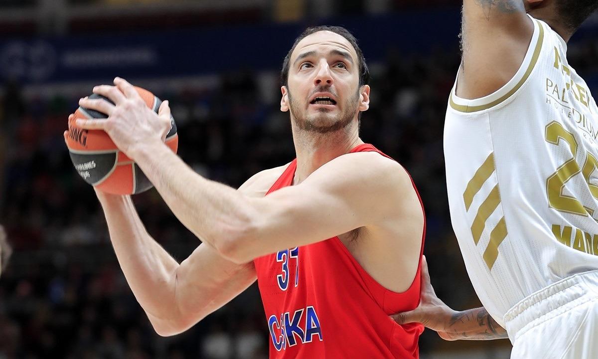 Τέλος ο Κώστας Κουφός από την ΤΣΣΚΑ Μόσχας (pic) - Sportime.GR