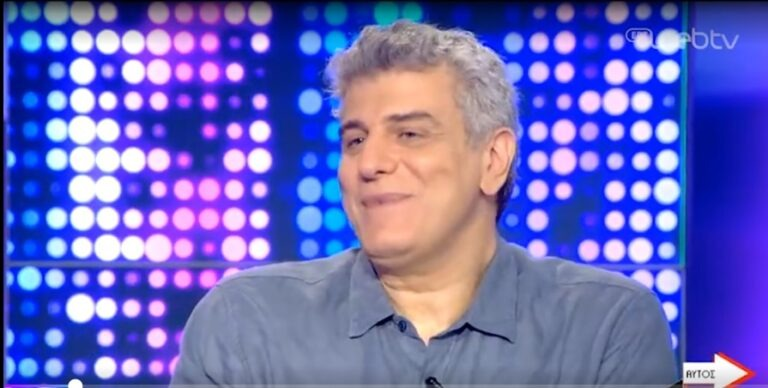 Ο Βλαδίμηρος Κυριακίδης αποκαλύπτει όσα θα δούμε στη «Μουρμούρα» (vid)