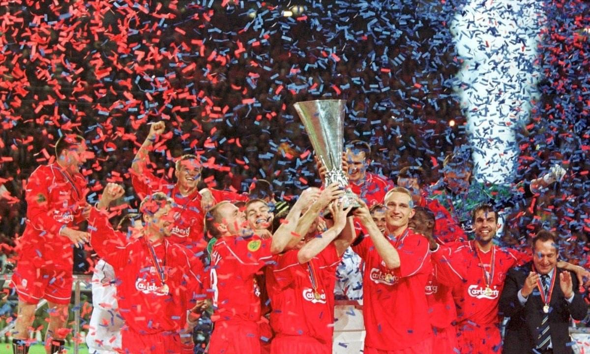 Όταν η Λίβερπουλ κατακτούσε το UEFA με το συγκλονιστικό 5-4 επί της Αλαβές!