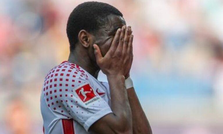 Bundesliga: Ο Λούκμαν παραλίγο να... σκοτώσει τον κάμεραμαν! (vid)