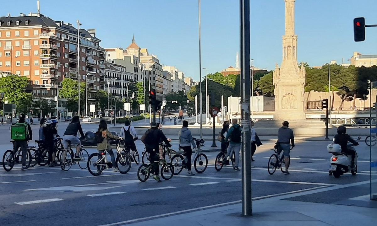Μαδρίτη: Ένας απέραντος ποδηλατόδρομος (vid) - Sportime.GR