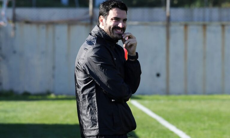 Απόλλων Λάρισας: «Παίζει» δυνατά ο Μάγγος