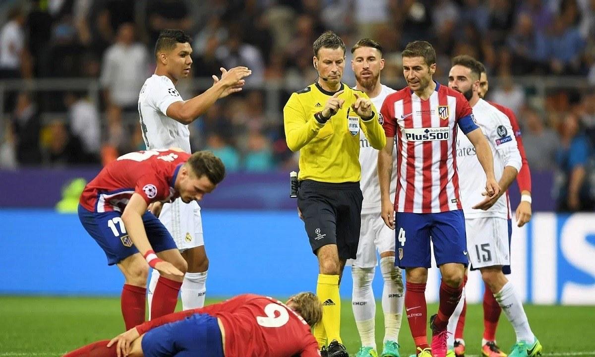 Κλάτενμπεργκ: «Το γκολ της Ρεάλ στον τελικό του 2016 ήταν οφσάιντ»