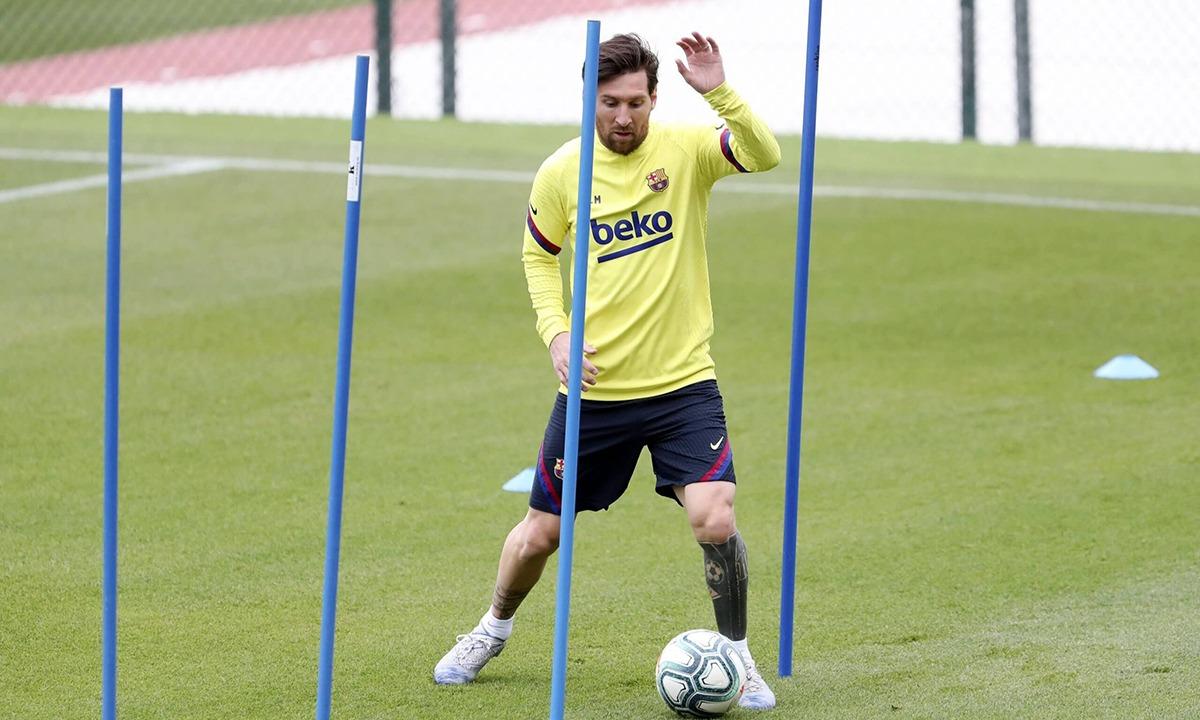 La Liga: Αρχίζουν ομαδικές προπονήσεις - Sportime.GR