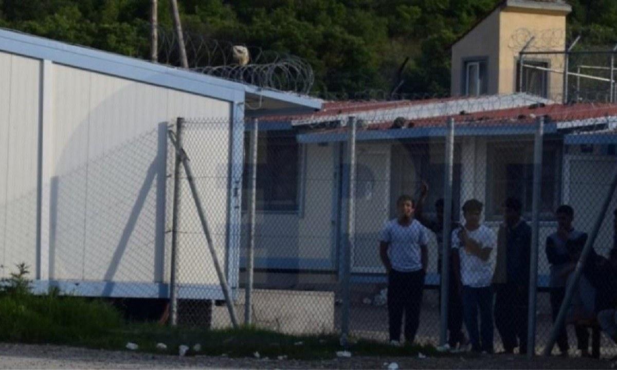 Μεταναστευτικό: Εξέγερση μεταναστών στο ΚΥΤ του φυλακίου Ορεστιάδας
