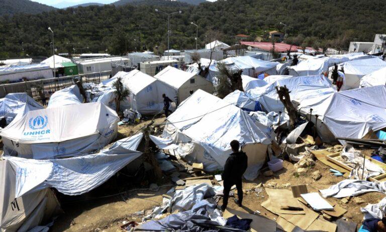 Συγγνώμη της ΜΚΟ στη Μόρια που έκανε για λόγο για «Ελληνικό τμήμα της Λέσβου»