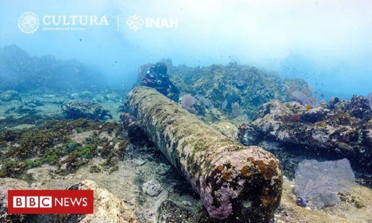 Βρέθηκε πλοίο που βυθίστηκε πριν από 200 χρόνια στον «ύφαλο εφιάλτη» (pics)