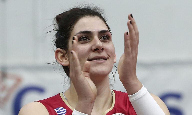 Ολυμπιακός – βόλεϊ: Το «αντίο» της Ζακχαίου