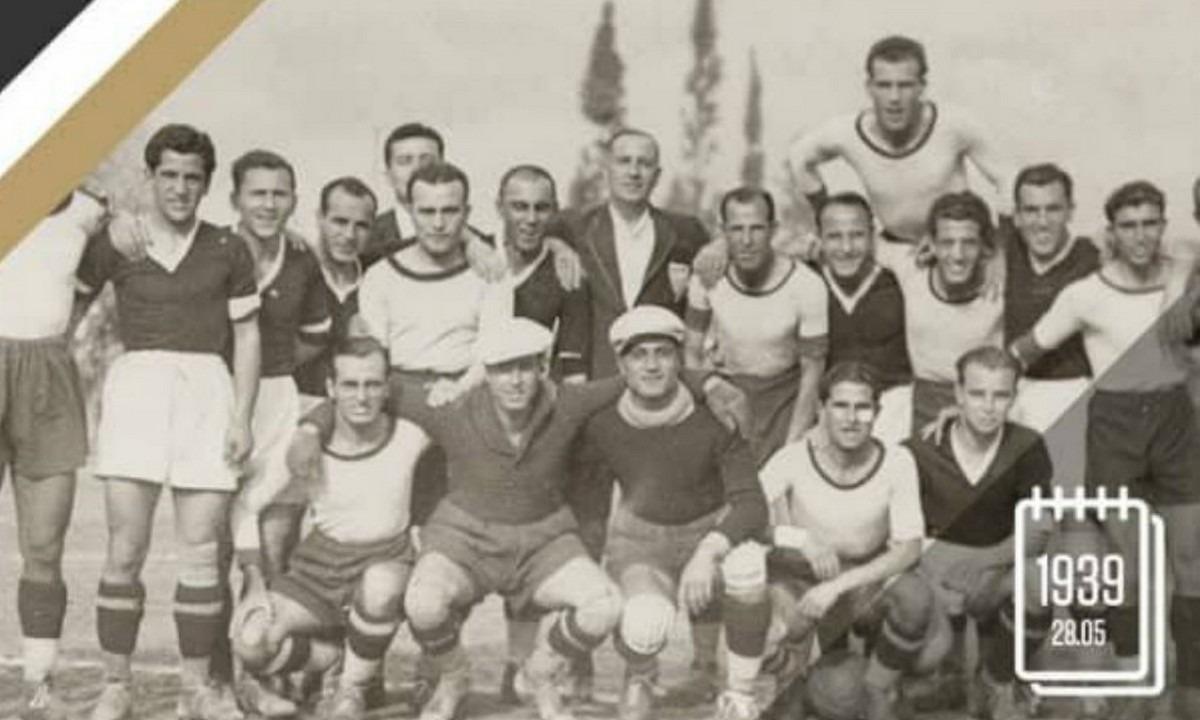 ΠAOK – AEK: Όταν «πόζαραν» αγκαλιασμένοι! - Sportime.GR