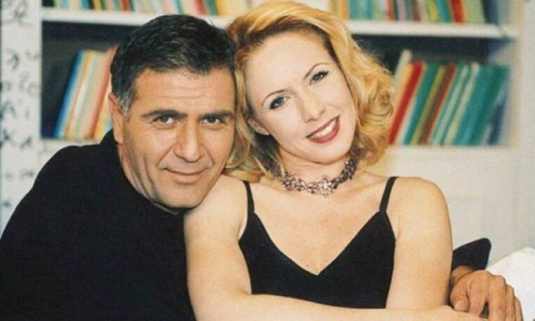 Εβελίνα Παπούλια: «Αυτή ήταν η πιο συγκινητική σκηνή με τον Σεργιανόπουλο»