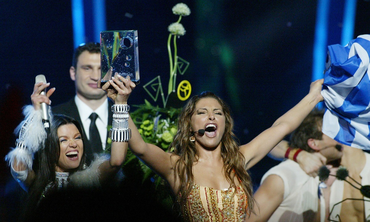 Eurovision 2005: Η Ελλάδα στην κορυφή της Ευρώπης (vids) - Sportime.GR
