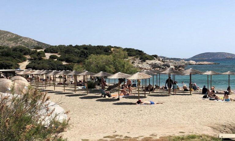 Σαρωνικός: Δήμαρχος φοβάται συνωστισμό στις παραλίες