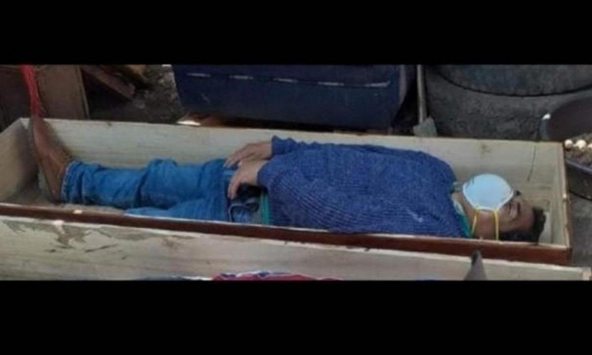 Περού: Δήμαρχος έσπασε την καραντίνα και παρίστανε τον νεκρό για να μην συλληφθεί! (vid)