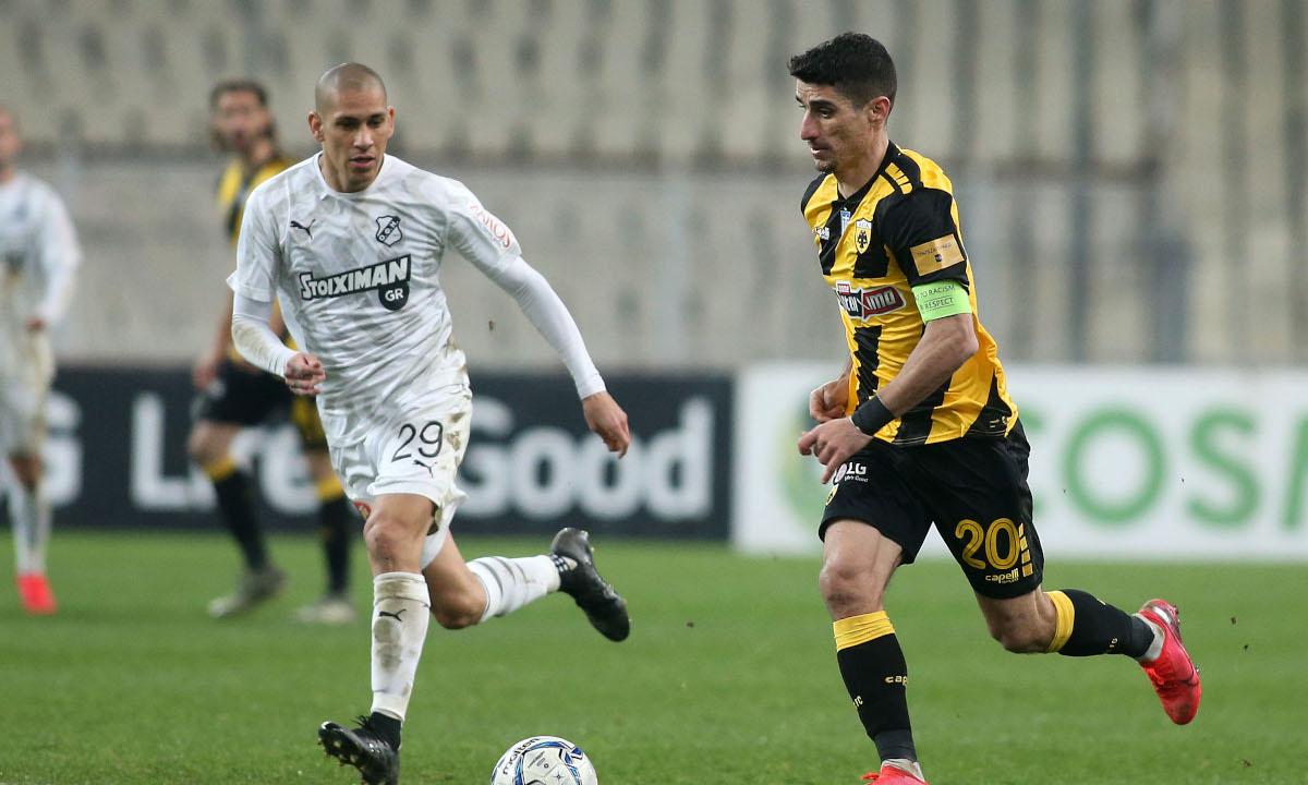 Μάνταλος: Η θέση της ΑΕΚ για τον captain της - Sportime.GR