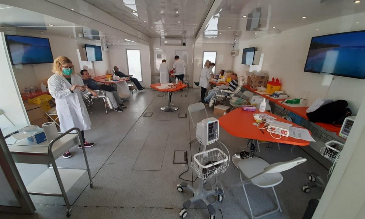 ΠΟΙΑΘ: Ανοίγουμε πανιά για τη ζωή – Δίνουμε αίμα