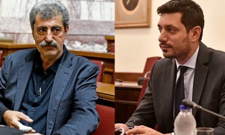 Πολάκης – Κυρανάκης: Απίστευτες σκηνές στη Βουλή – Επεισόδια, σπρωξίματα και αντεγκλήσεις!