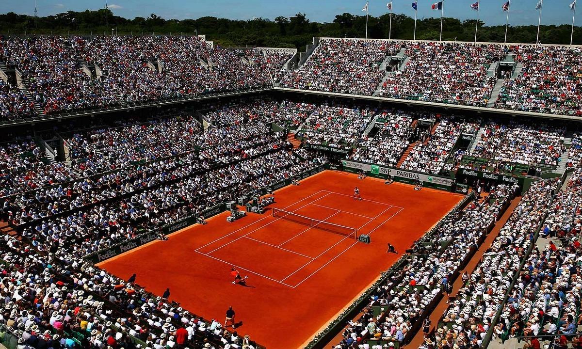Τένις: Εκπληκτικά νέα για το Roland Garros! (pics)