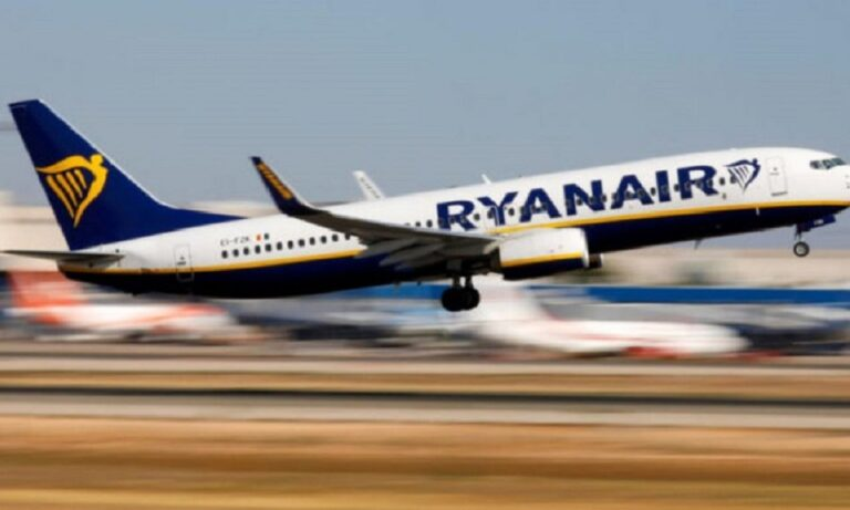 Ryanair: Επαναφέρει το 40% των πτήσεων από Ιούλιο – Τι θα ισχύει