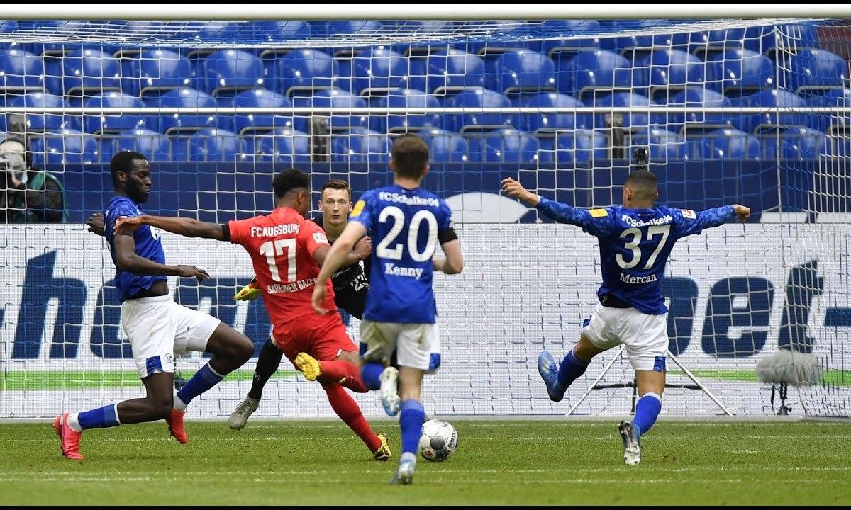 Σάλκε-Άουγκσμπουργκ 0-3: Aπό το κακό στο χειρότερο! (vid)