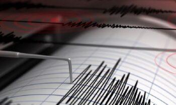 σεισμός Κεφαλλονιά Κρήτης