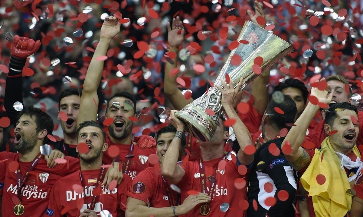 Σαν Σήμερα: Η Σεβίλλη κατακτά το δεύτερο συνεχόμενο Europa League (vid) - Sportime.GR