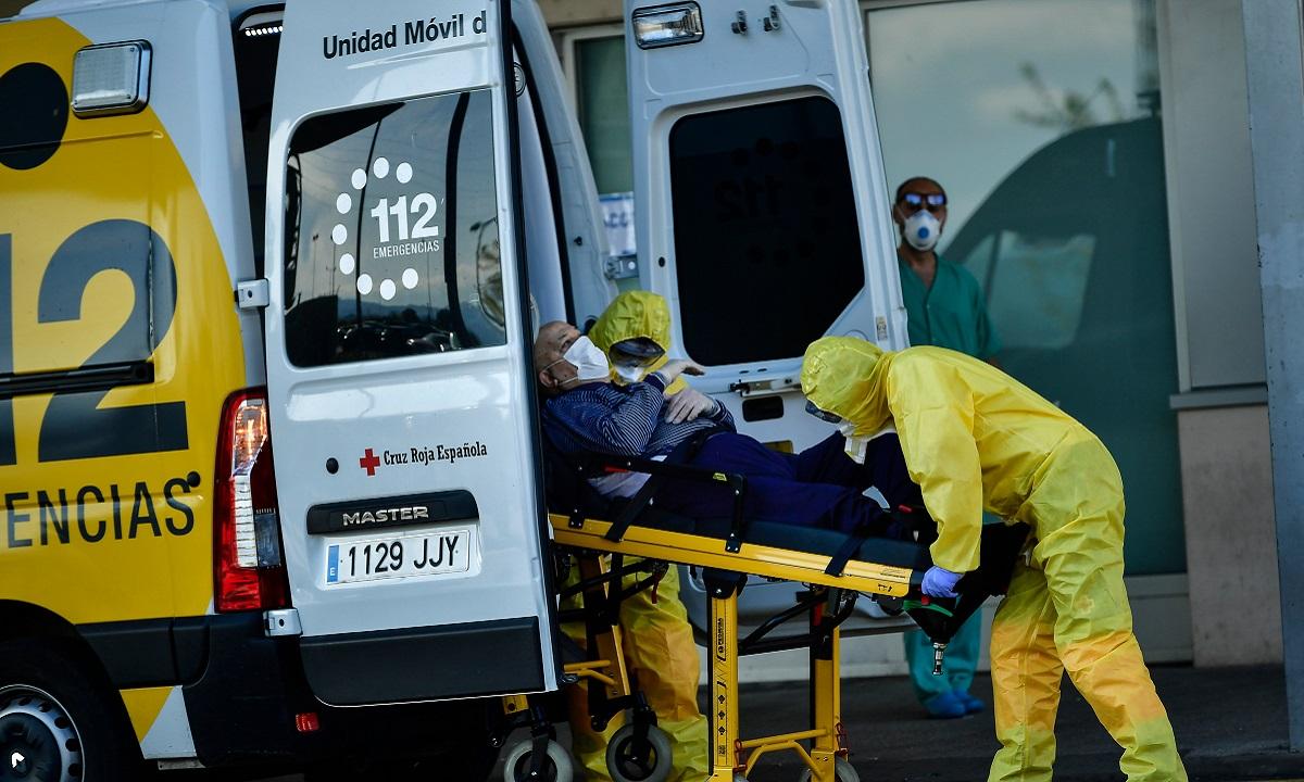 Κορονοϊός – Ισπανία: 164 νέοι θάνατοι και 545 νέα κρούσματα - Sportime.GR