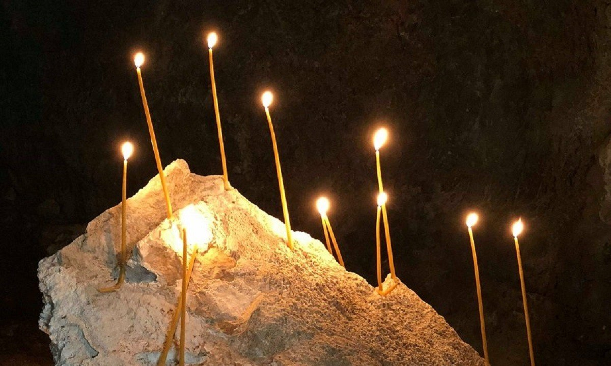 Γενοκτονία Ποντίων: Η αιματοβαμμένη σπηλιά της Παναγίας