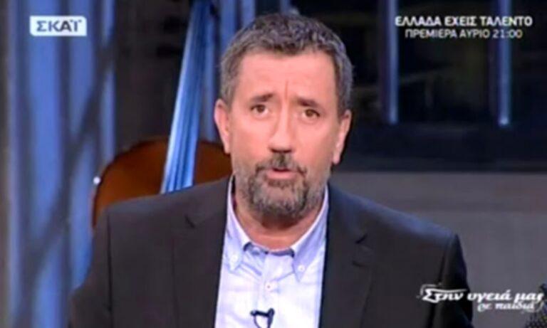 J2US vs Σπύρος Παπαδόπουλος: Τι τηλεθέαση έκανε στην επιστροφή του