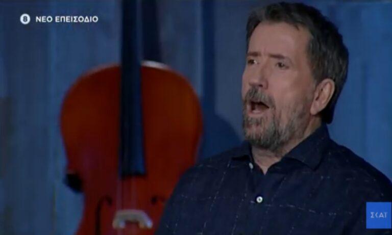 Στην υγειά μας: Ο Σπύρος Παπαδόπουλος… βγήκε από το σπίτι και επιστρέφει με νέο επεισόδιο (vid)