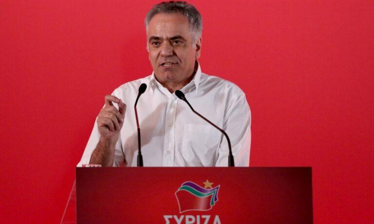 Σκουρλέτης: Ανακοίνωσε το ΣΥΡΙΖΑ TV!