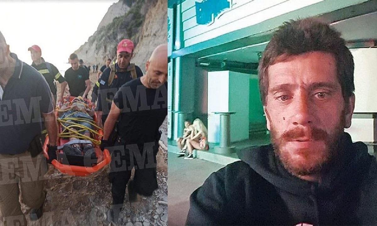 Το «τέρας του Κάβου»: Δείτε φωτογραφίες μετά τη σύλληψή του στην Κέρκυρα