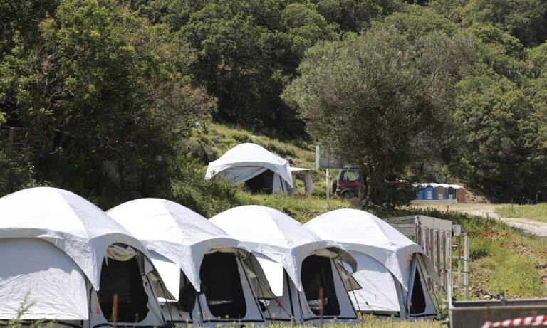 Κορονοϊός: Τέσσερις μετανάστες θετικοί στον ιό στη Λέσβο