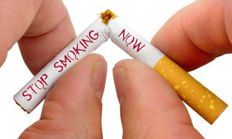 31/5/2020: Κάνουμε την κάθε Ημέρα Παγκόσμια Ημέρα κατά του Καπνίσματος (vid)